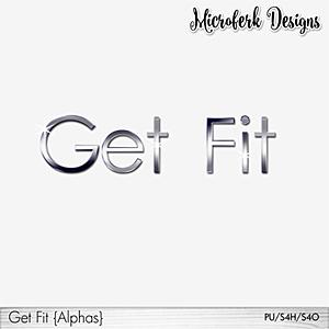 Get Fit Alphas