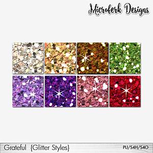Grateful Glitter Styles