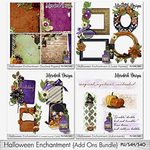 Halloween Enchantment Add Ons Bundle