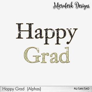 Happy Grad Alphas