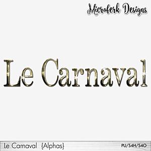 Le Carnaval Alphas
