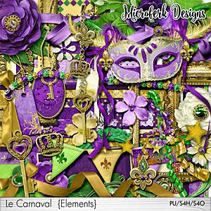 Le Carnaval Elements