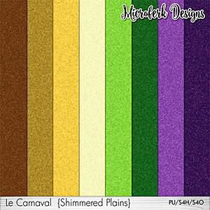 Le Carnaval Shimmered Plains