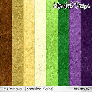 Le Carnaval Sparkled Plains