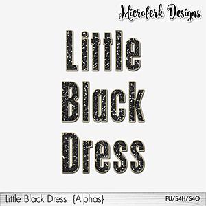 Little Black Dress Alphas