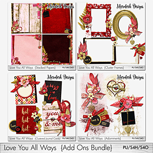 Love You All Ways Add Ons Bundle