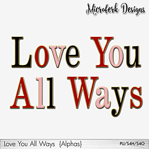 Love You All Ways Alphas