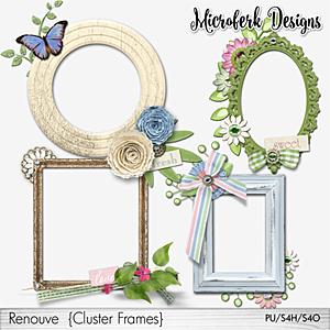 Renouve Cluster Frames