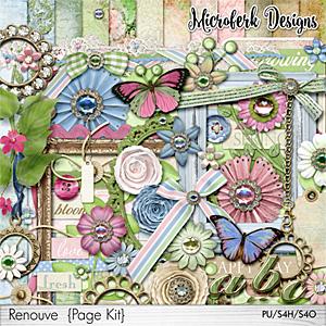 Renouve Page Kit