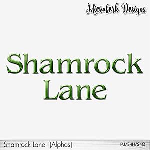 Shamrock Lane Alphas