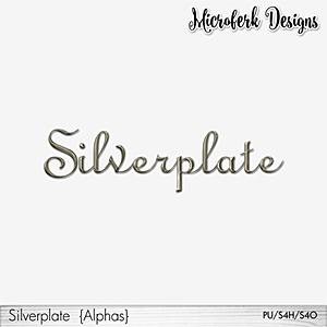 Silverplate Alphas
