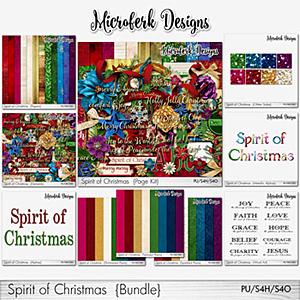 Spirit of Christmas Bundle