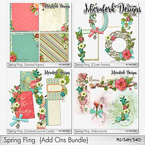 Spring Fling Add Ons Bundle