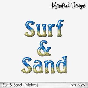 Surf & Sand Alphas