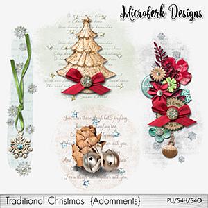 Traditional Christmas Adornments