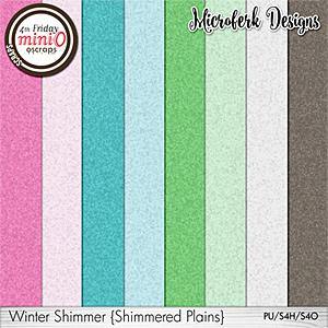 Winter Shimmer Shimmered Plains