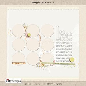 Magic Sketch 1