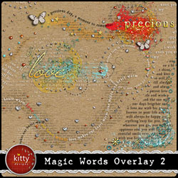 Magical Words Overlay 2