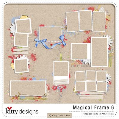 Magical Frame 6