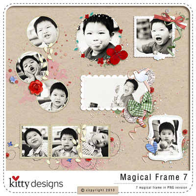 Magical Frame 7