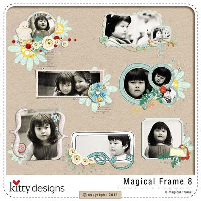 Magical Frame 8