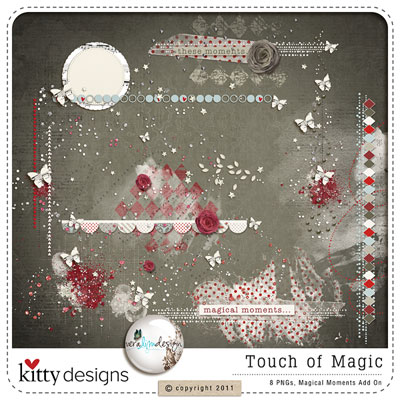 Touch of Magic by Kitty Designs & Vera Lim