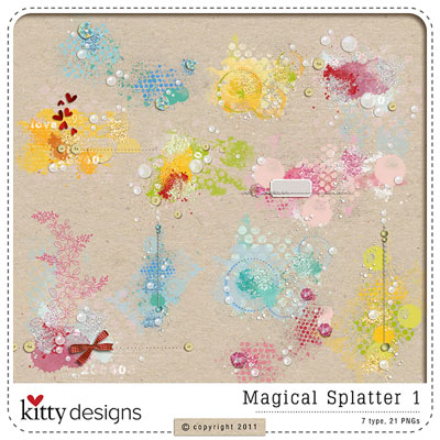 Magical Splatter 1