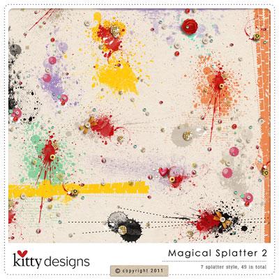 Magical Splatter 2