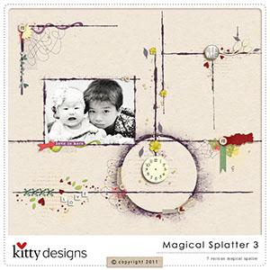 Magical Splatter 3