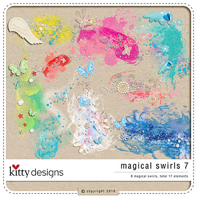 Magical Swirls 7