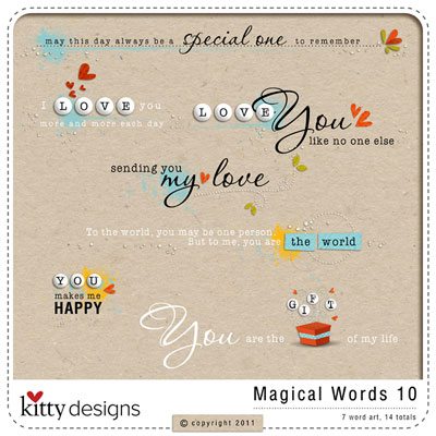 Magical Words 10