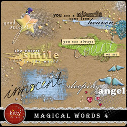 Magical Words 4