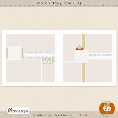 March Daily Tale 11