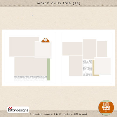 March Daily Tale 16
