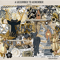A December to Remember - Kit