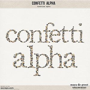 Confetti Alpha
