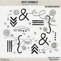 Artsy Scribbles
