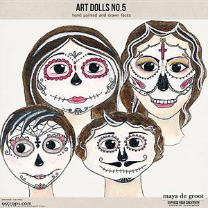 Art Dolls no. 5