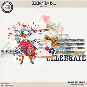 Celebration is ...