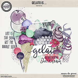 Gelato Is... Elements