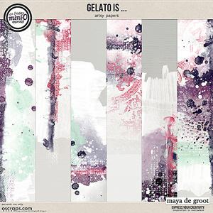 Gelato Is...