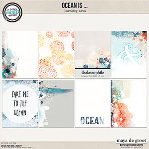 Ocean is ..