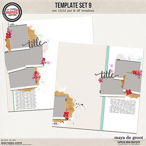 Templates set 9