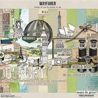 Wayfarer kit by Maya de Groot