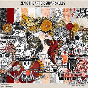 Zen and the Art of:  Sugar Skulls