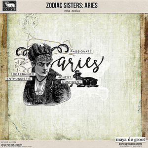 Zodiac Sisters: Aries