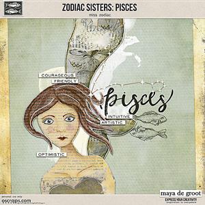 Zodiac Sisters: Pisces