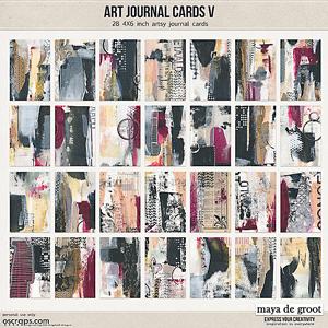 Art Journal Cards 5