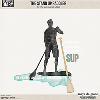 The Stand Up Paddler