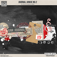 Journal Junkie No. 2
